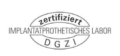 <strong>Zertifiziertes implantatprothetisches Labor</strong>